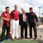 【楽天】三木谷オーナー、ハーバードの後輩・助っ人ハーマンに「なんで野球やっているの?」